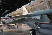 Jets Photo Prints - Udvar-Hazy Center - Smithsonian National Air And Space Museum annex - 121237 Print by DC Photographer
