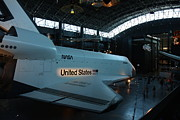 Jets Photo Prints - Udvar-Hazy Center - Smithsonian National Air And Space Museum annex - 121278 Print by DC Photographer