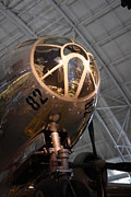 Udvar-hazy Center - Smithsonian National Air And Space Museum Annex - 121288 Print by DC Photographer