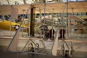 Helicopters Prints - Udvar-Hazy Center - Smithsonian National Air And Space Museum annex - 121292 Print by DC Photographer