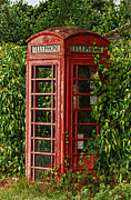 Darren Marshall - UK Red Telephone Box