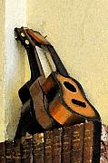 Ukes Print by Everett Bowers