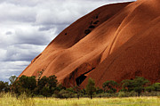 Uluru Photos - Uluru Australia 3 by Bob Christopher