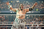 Wrestling Photos - Umaga