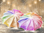 Veronica Minozzi - Umbrellas
