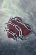 Chained Prints - Unchain My Heart Print by Joana Kruse