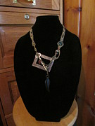 Industrial Jewelry - Unchain My Heart by Julie Webster