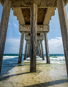 Panama City Beach Prints - Under It All Print by Vena Sensenbaugh