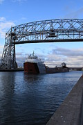 Duluth Art - Under the Bridge by Rick Rauzi