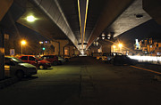 Under The Flyover  Print by Sumit Mehndiratta