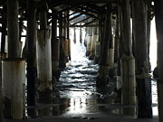 Kimmarie Martinez - Under the Pier in color