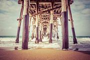 Paul Velgos - Under the Pier in Orange County California Picture