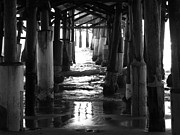 Kimmarie Martinez - Under the pier