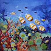 Gudrun Hirsche - Under the Sea