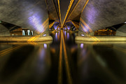 Mario Legaspi Metal Prints - Underbridge Metal Print by Mario Legaspi