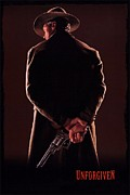 Eastwood Photos - Unforgiven  by Movie Poster Prints