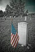 James Bo Insogna - Union Army Civil War Veteran Headstone