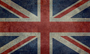 Tourist Attraction Digital Art - Union Jack 3 by 5 Version by Bruce Stanfield