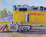 William Reed - Union Pacific #604