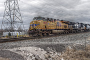 Zug Photos - Union Pacific 7897 Engine 03 by J M L Patty
