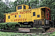 Arkansas. Union Pacific Framed Prints - Union Pacific - No.25224 Framed Print by Joe Finney