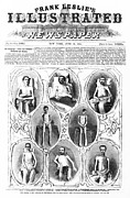 Union Soldiers Released  June 1864 Print by Daniel Hagerman