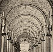 Union Station Washington Dc Print by Lillis Werder
