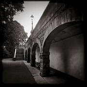 Pleasure Photo Prints - Union Terrace Gardens Print by David Bowman