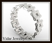 Roi Avidar - Unique Sterling Silver...