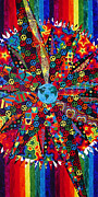 Prismatic Painting Originals - Unite by Sean Ward