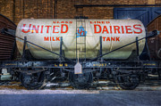 Ian Mitchell - United Daries Milk Tank