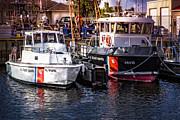 Debra and Dave Vanderlaan - United States Coast Guard Boats