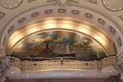 Navy Art - United States Naval Academy in Annapolis MD - 121216 by DC Photographer