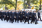 School Prints - United States Naval Academy in Annapolis MD - 121241 Print by DC Photographer
