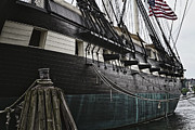 Maryland Photos - United States Ship Constellation by George Oze