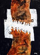 Universi No. 4 Print by Mark M  Mellon