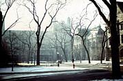 University Of Chicago 1976 Print by Joseph Duba