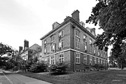Featured Art - University of Illinois Classic Collegiate Architecture  by University Icons