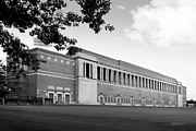 Big U Prints - University of Illinois Memorial Stadium Print by University Icons