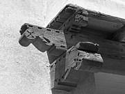 New Mexico Photos - University of New Mexico Decorative Detail by University Icons