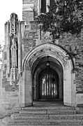 Indiana Photography Art - University of Notre Dame by University Icons