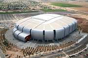 University Of Arizona Art - University of Phoenix Stadium by Bill Cobb