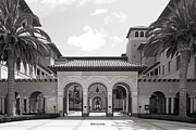 Universities Photo Prints - University of Southern California School of Cinematic Arts Print by University Icons