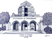 Southeastern Conference Universities - University of Tennessee by Frederic Kohli