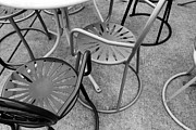 Universities Art - University of Wisconsin Madison The Terrace Chairs by University Icons