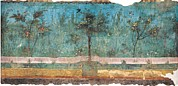 Mural Photos - Unknown Artist, Summer Triclinium by Everett