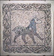 White Unicorn Photos - Unknown, Unicorn, 13th Century by Everett