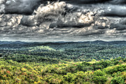 Ozark Mountains Photos - Unless Your Shelter Ward the Impending Storm by William Fields