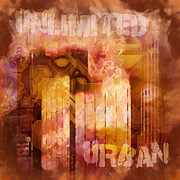 Lifestyle Mixed Media Posters - Unlimited Urban Poster by Lutz Baar
