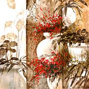 Uno Bianco Print by Guido Borelli